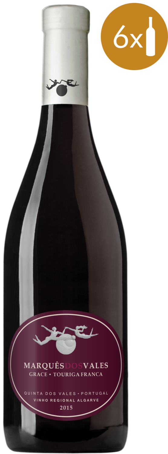 Grace Touriga Franca red 2015 (pack)