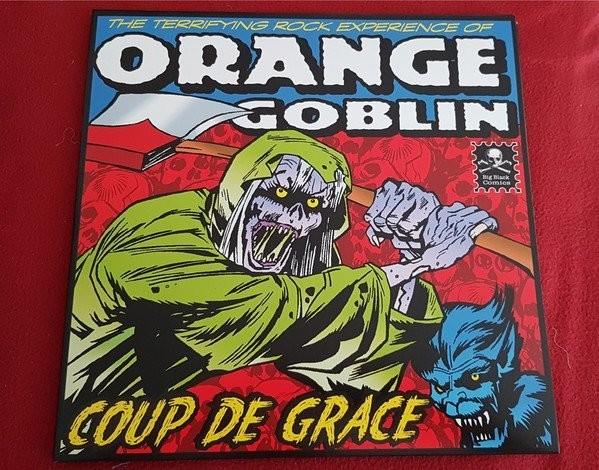 ORANGE GOBLIN - COUP DE GRACE 2LP (rojo)