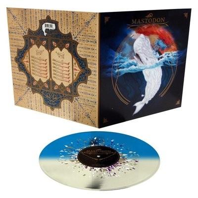 Mastodon- Leviathan - Splatter - LP