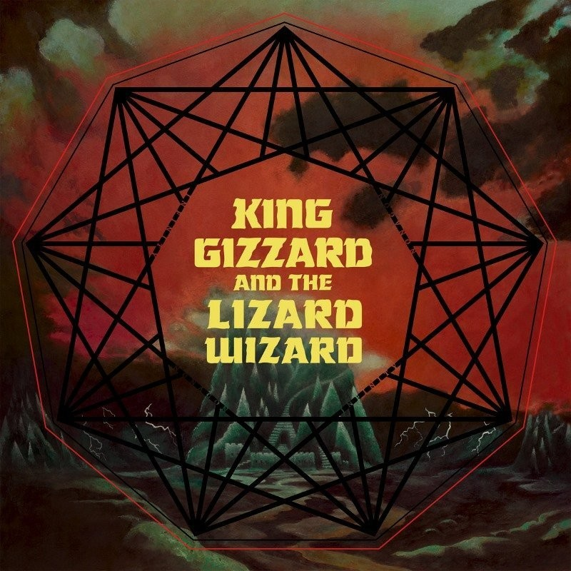 King Gizzard & The Lizard Wizard - Nonagon Infinity  - LP