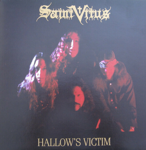 Saint Vitus ‎– Hallow's Victim  - LP