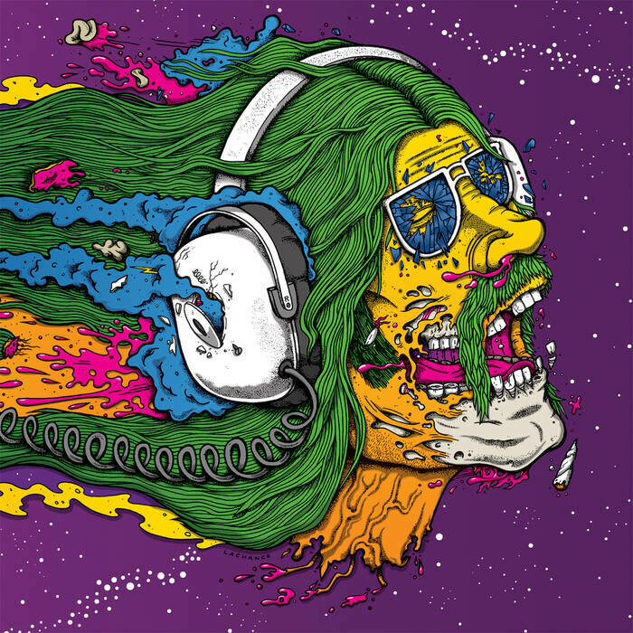 Roadsaw – Tinnitus The Night - LP
