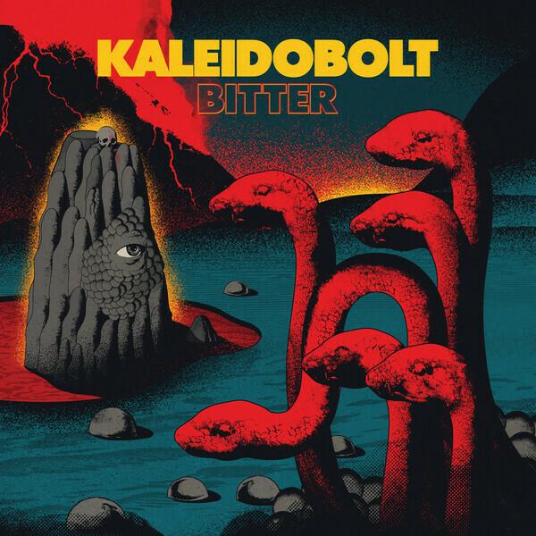 Kaleidobolt - Bitter - LP - PreOrder
