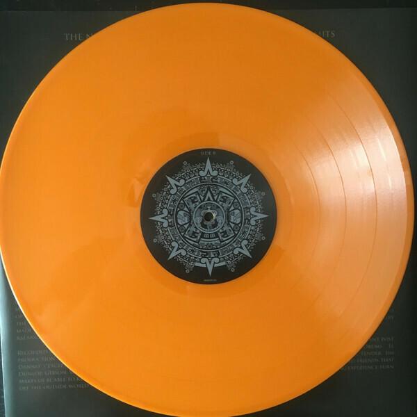Truckfighters – V (color naranja)  - LP