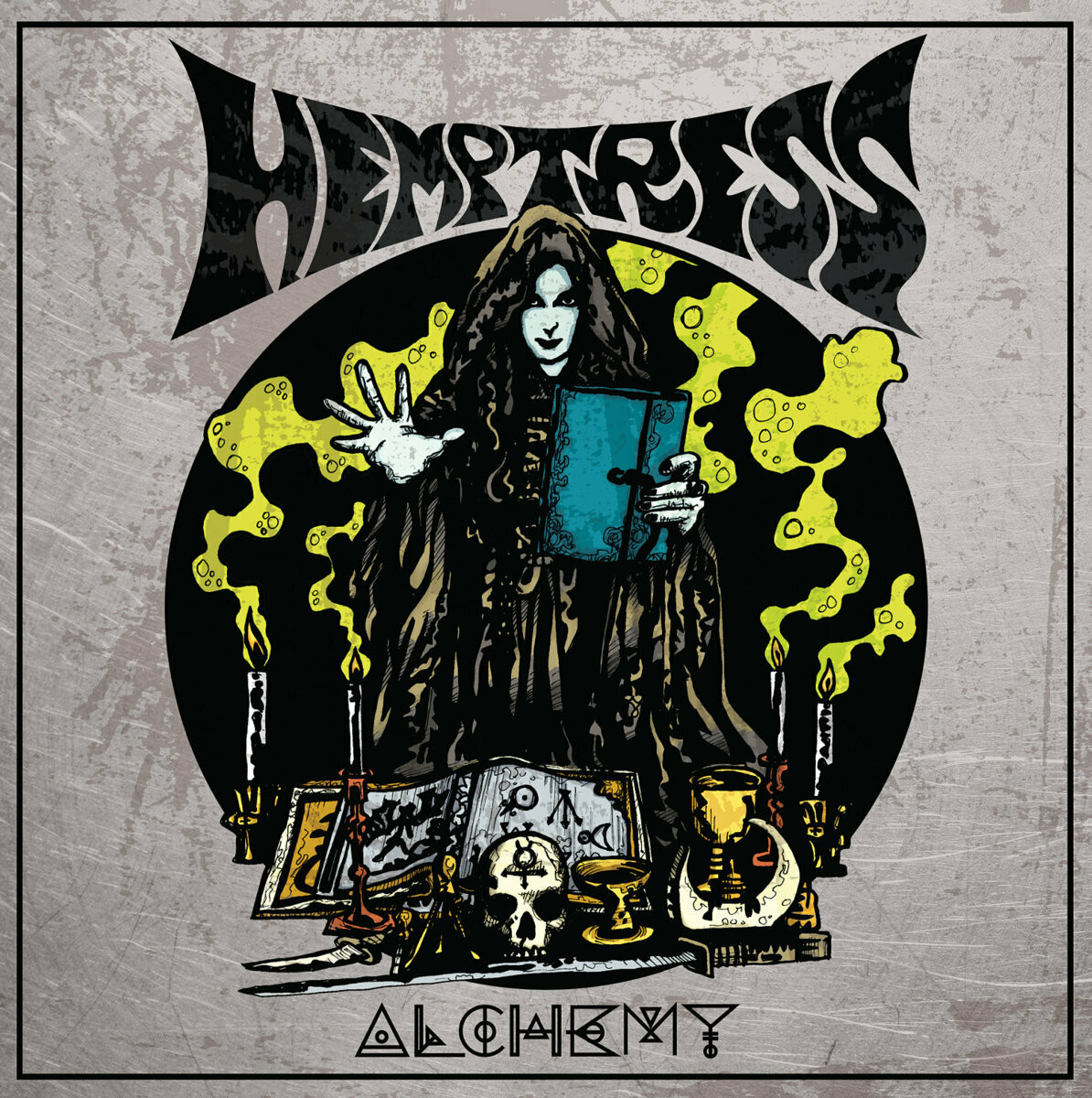 Hemptress - Alchemy - LP