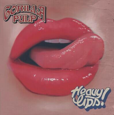 Gorilla Pulp - Heavy Lips - LP