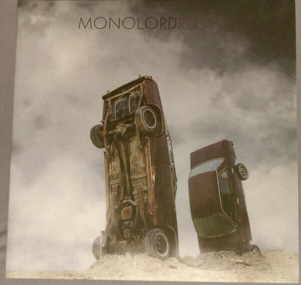 Monolord ‎- Rust 2LP (Blanco)