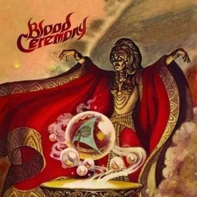 Blood Ceremony - Blood Ceremony LP (oro) 30th Anniversary