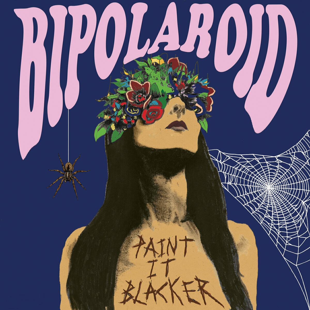 Bipolaroid - Paint It Blacker LP - PreOrder