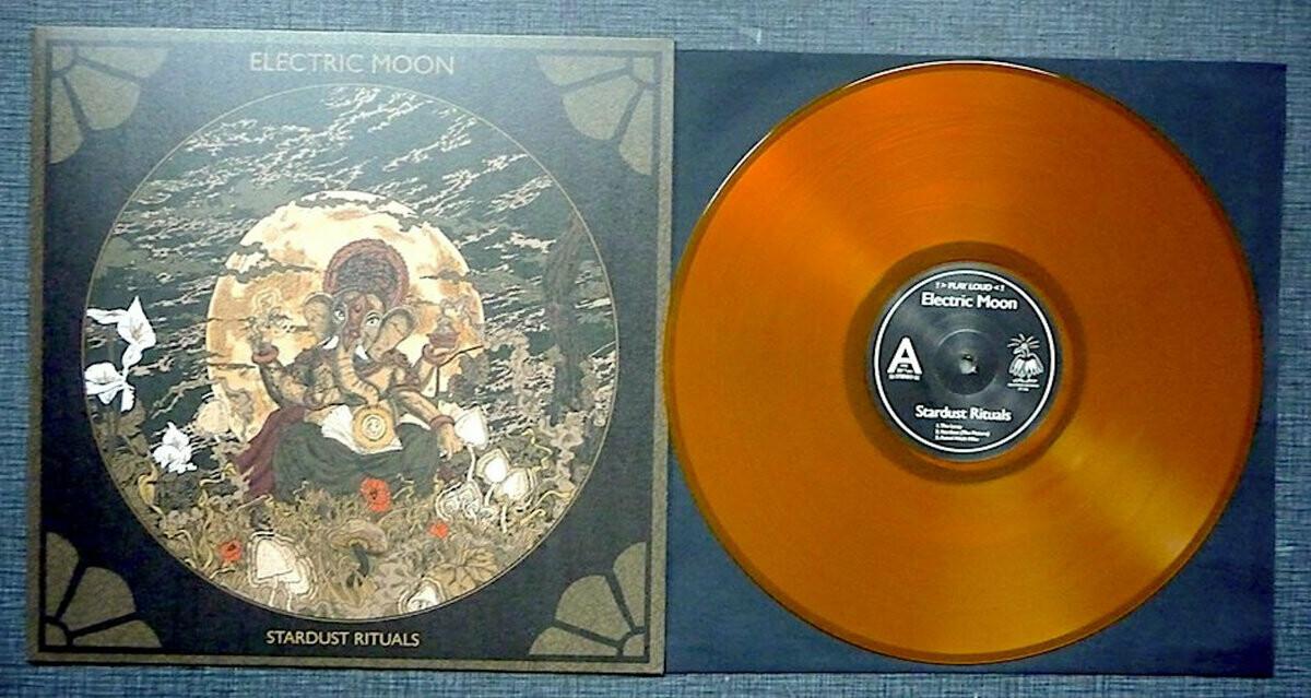 Electric Moon - Stardust Rituals (naranja) - LP