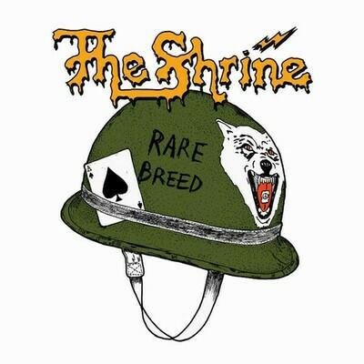 The Shrine - Rare Breed - LP + CD