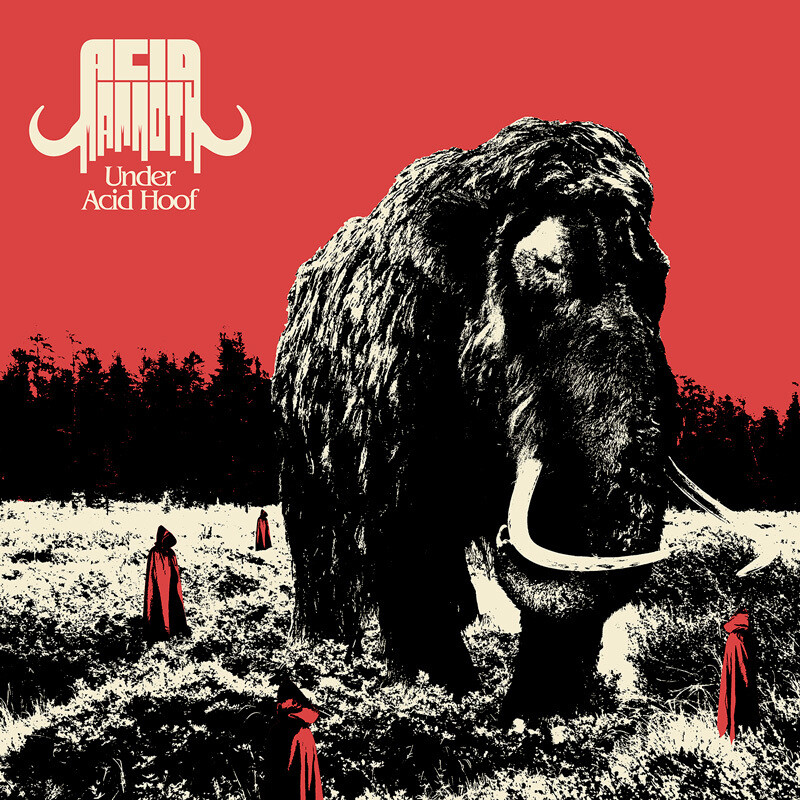 Acid Mammoth - Under Acid Hoof (Ltd Gold) - LP
