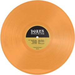 DOZER - MADRE DE DIOS - (Orange) LP