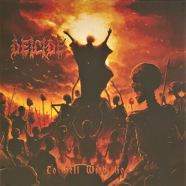 Deicide - To Hell With God (splatter fuego)