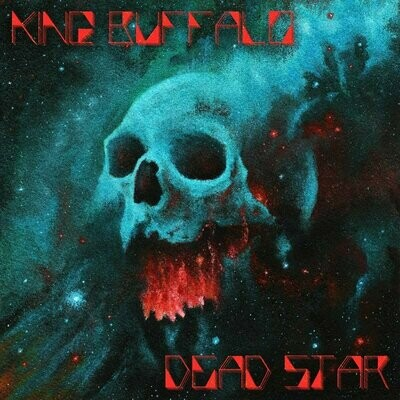 King Buffalo - Dead Star (red) LP - PreOrder