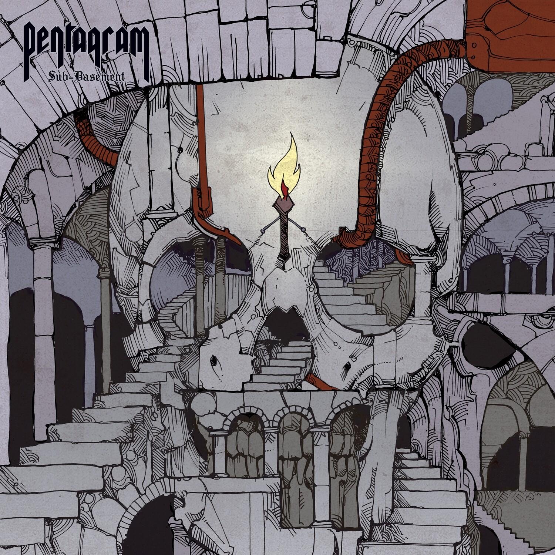 Pentagram - Sub-Basement LP - PreOrder