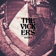 VICKERS - GHOSTS - LP (Transparent) - PreOrder