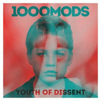 1000 MODS  Youth of Dissent - 2LP