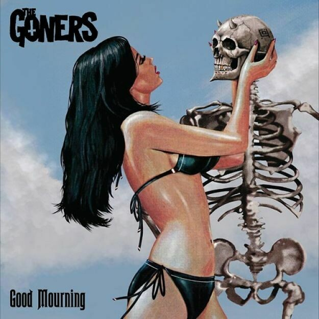 Goners - Good Mourning -  LP - PreOrder