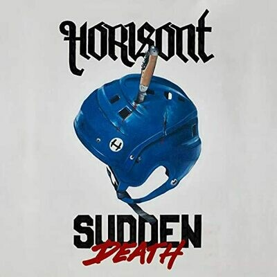 Horisont - Sudden Death. Gatefold Black LP