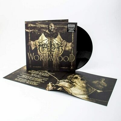 Marduk - Wormwood (Re-Issue 2018). LP & LP-Booklet
