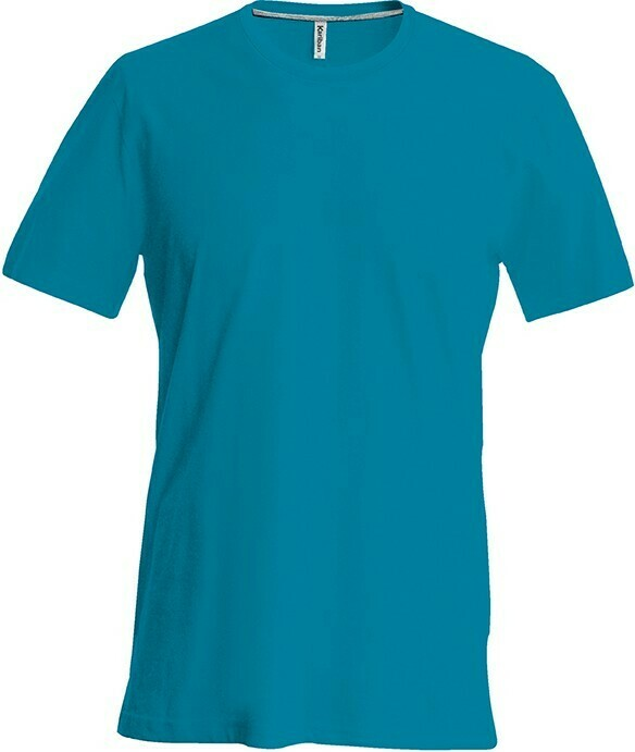 Kariban K356 T-shirt ronde hals korte mouwen