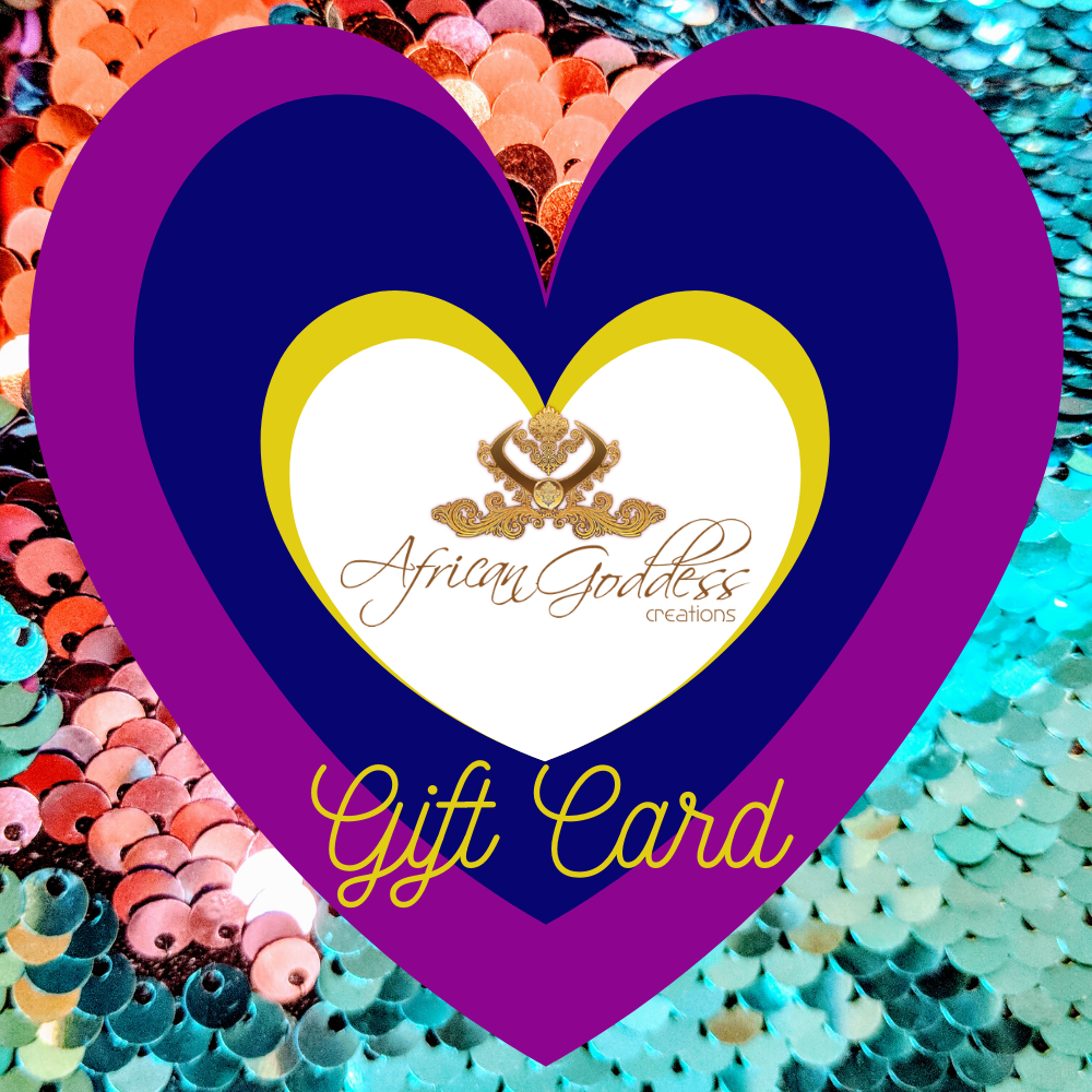 African Goddess Creations Gift Card