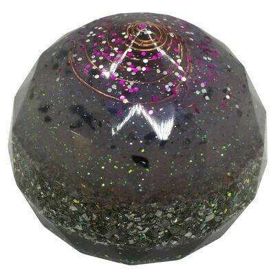 Orgonite Large Sphere - Various Stones