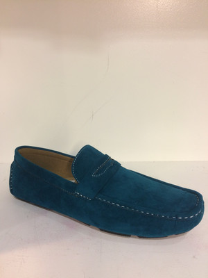 Men Shoe Color  Teal