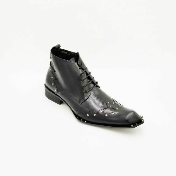 men leather boots zota g4h939