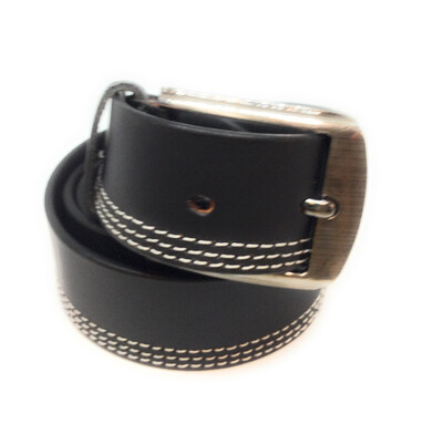 Men genuine leather belts