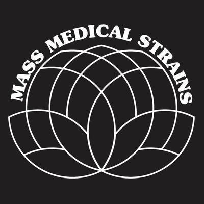 Mass Medical Strains Sweatshirt Classic Logo Style