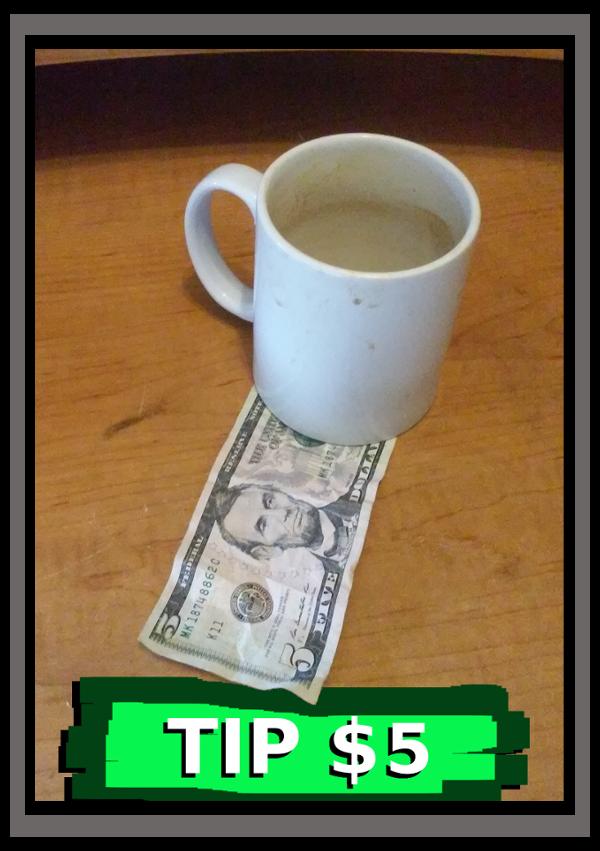 Tip $5