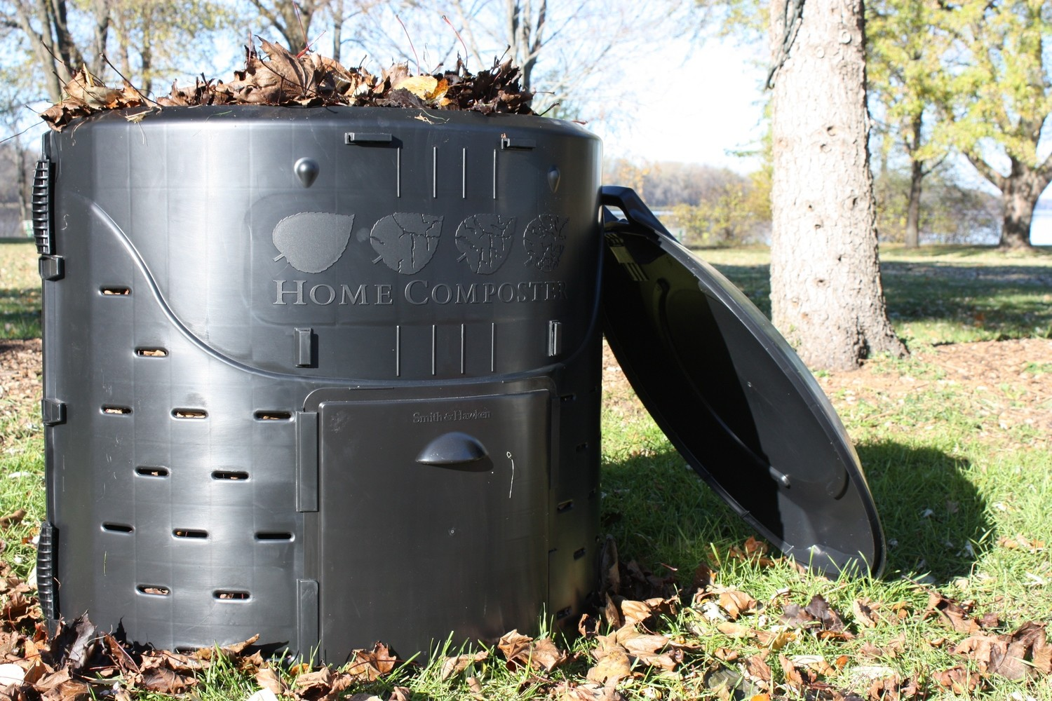 Carver County Home Composter