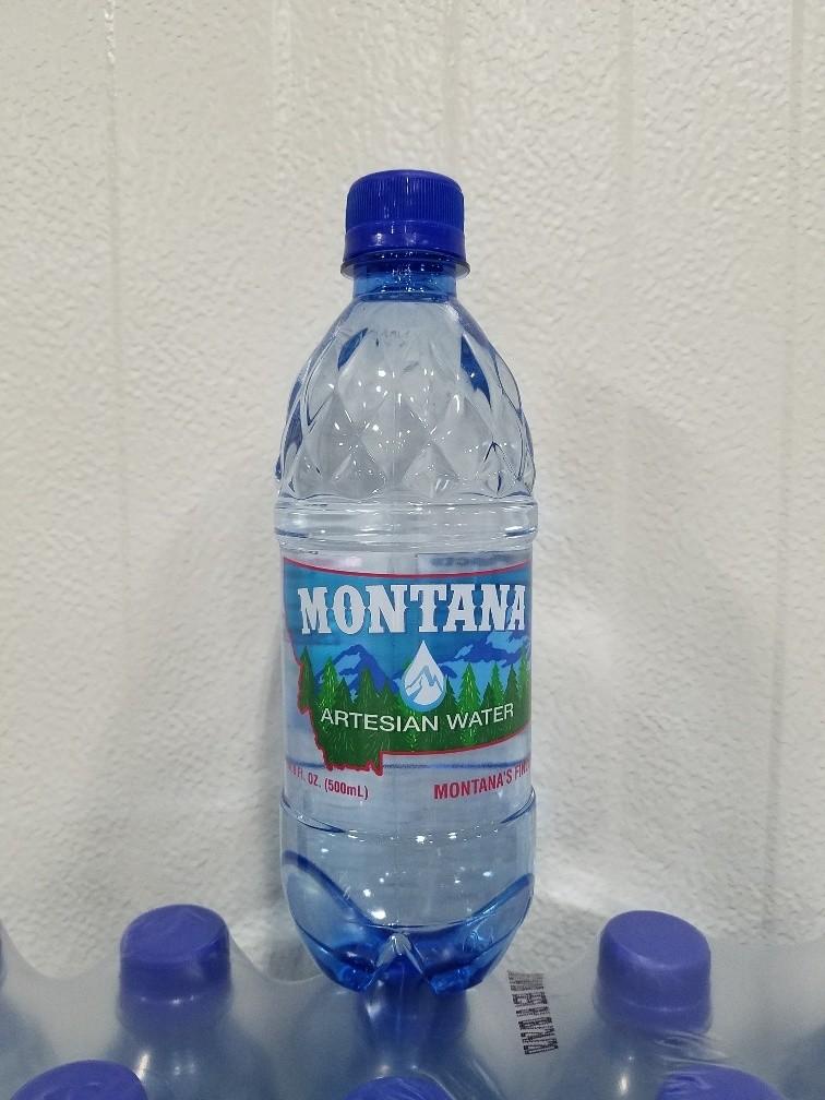 Montana Artesian Water  (24x16.9oz Bottles)