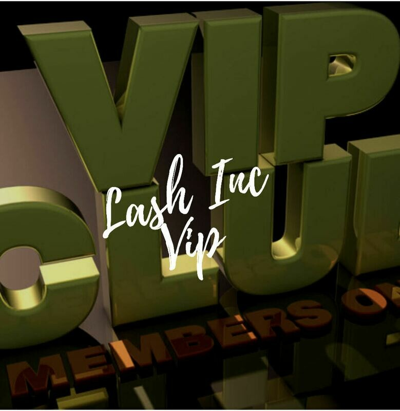 Lash Inc VIP Subscription (1 year Access)