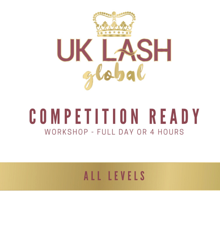 Competition Ready Workshop with Miranda Tarpey