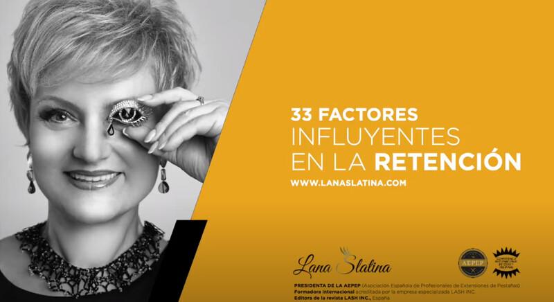 Lash Retention - 33 Factors you need to know - e-course