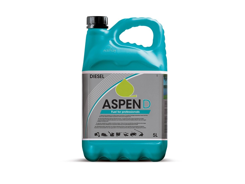 Aspen D Polttoaine pienille dieselmoottoreille 5L