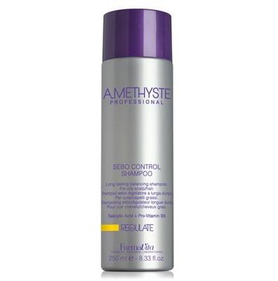 AMETHYSTE Шампунь для жирных волос и кожи головы Regulate