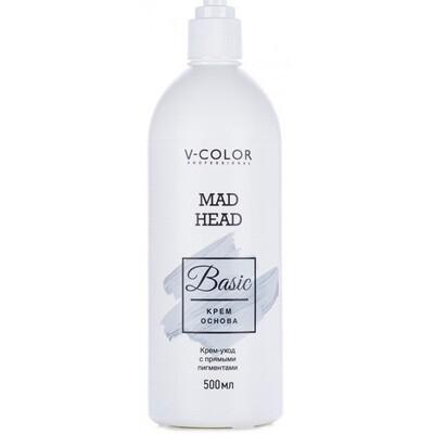 Базовый крем Mad Head V-COLOR