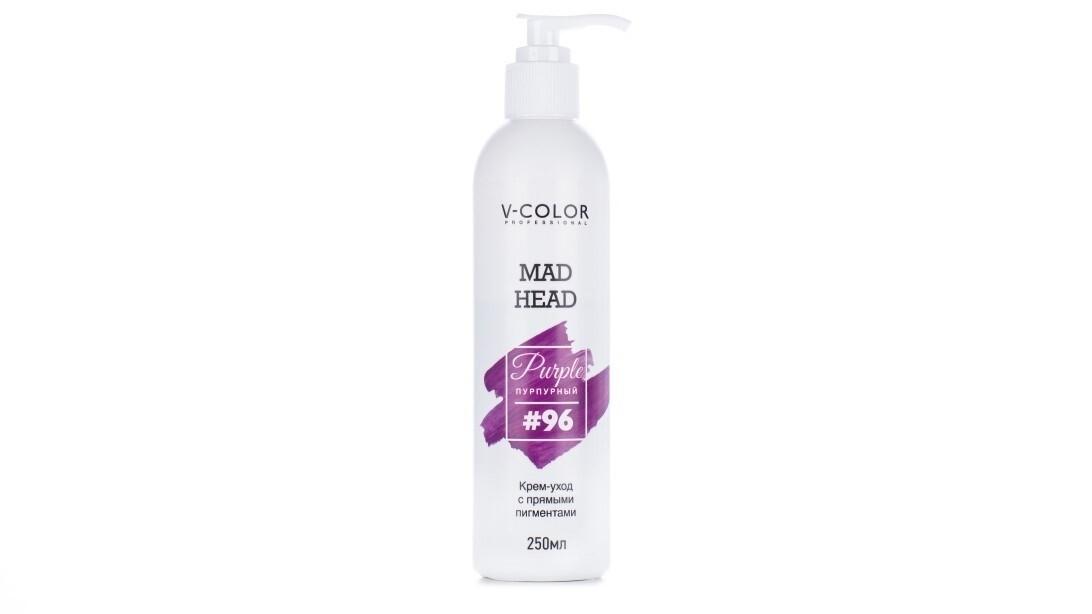 Крем для волос MAD HEAD  пурпурный #96