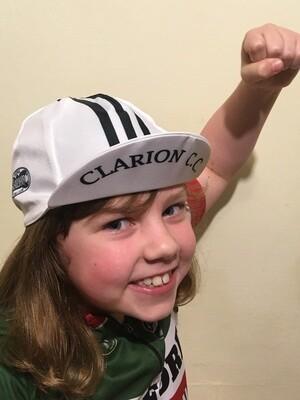 Clarion CC racing caps