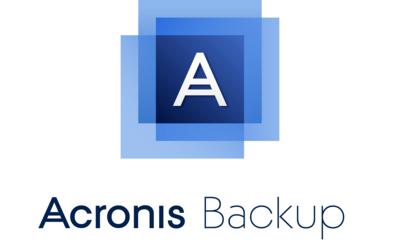 Acronis Backup STANDARD WINDOWS SERVER ESSENTIALS, 1