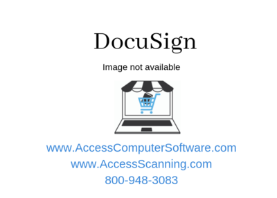 DocuSign Business Pro E-signature