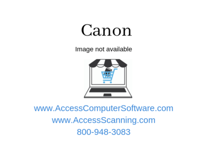 CANON USA Kofax CGA Board DR-X10C