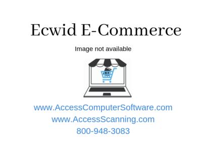 Ecwid E-commerce Plans