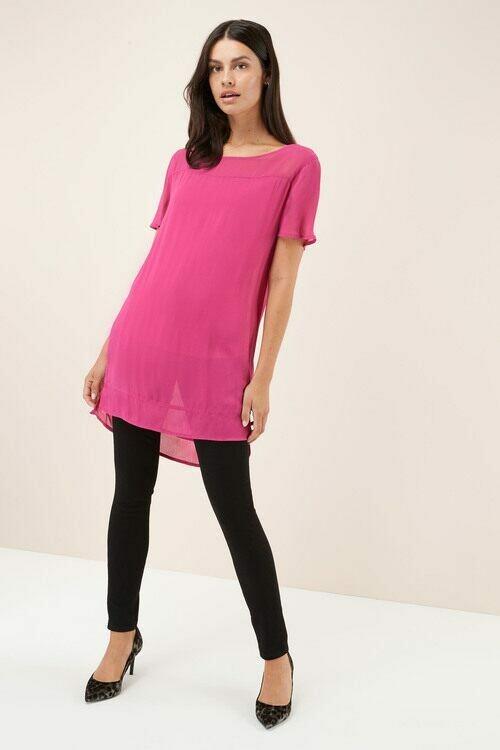 Next Pink Tunic