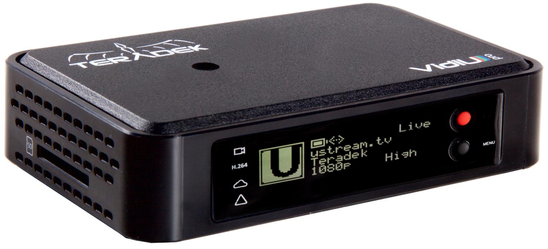 Teradek VidiU Pro H.264 Video Encoder 4 Livestream Ustream