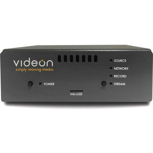 4K HEVC Video Encoder Videon Shavano   4K HEVC Video Encoder SDI HDMI INPUT